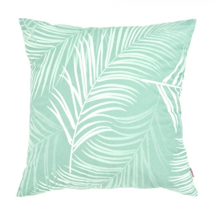 Palmy miętowy Poduszka dekoracyjna